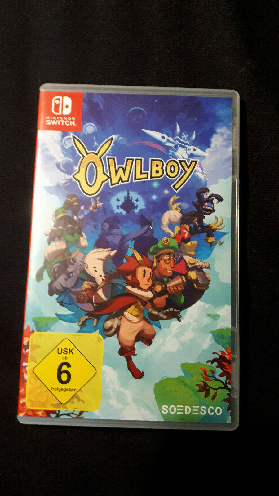 Owlboy (Nintendo Switch, Game)