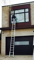 Window Cleaning by Hand | Free Quote