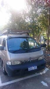 IDEAL EQUIPPED VAN FOR TRAVELLERS - 2003 Kia Pregio Van Atherton Tablelands Preview