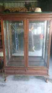 Glass display Cabinet Redcliffe Redcliffe Area Preview