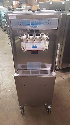 2008 Taylor 794 Soft Serve Frozen Yogurt Ice Cream Machine Warranty 3ph Air
