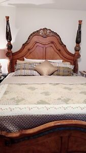 Prestige Verona King Size bed.. solid wood