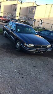 1995 Buick lesabre custom SAFTIED NEED GONE