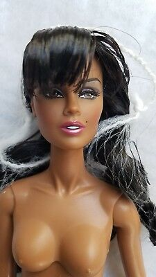 2018 Integrity Toys LUXE LIFE Convention MONROE JILLIAN nude doll BRAND NEW!!