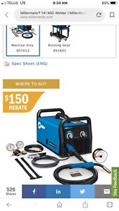 Looking for a Mig welder