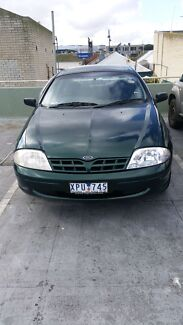 2000 Ford Falcon Forte with RWC Murrumbeena Glen Eira Area Preview
