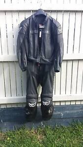 Berik Deceptor 2 Piece Leather Motorcycle Suit Alderley Brisbane North West Preview