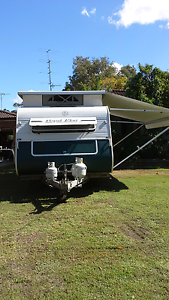 Royalflair van  royce 2001 pop top Buff Point Wyong Area Preview