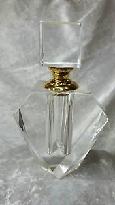 Perfume Bottle Art Deco Style