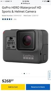 GoPro Hero 2018 camera and accessories kit