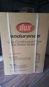 Dux endurance continuous hot water system Colo Vale Bowral Area Preview