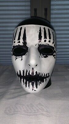 """Slipknot Mask """"Joey Jordison Stichmouth"""" (86' Cesar)"""