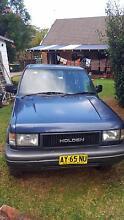 1993 Holden Jackaroo Wagon Jewells Lake Macquarie Area Preview