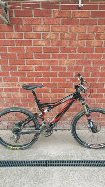 2007 Specialized Stumpjumper Fsr Comp Men S Bicycles