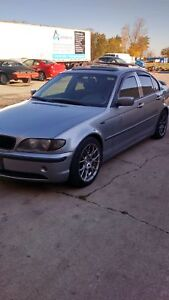 2003 BMW 3 series for sale 2500.