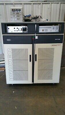 Bruker Avance Dmx 500 Mhz Digital Nmr Console W Electrospin
