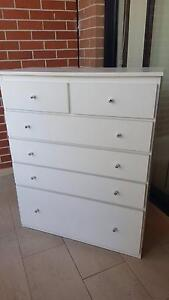 Chest of Drawers for Sale Lidcombe Auburn Area Preview