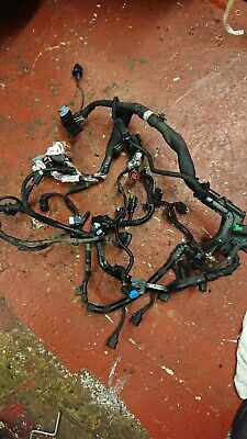 Peugeot 3008 1.6 HDi 2011 to 2015 Engine Wiring Loom Harness 9673749780