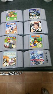 Nintendo 64 games and console Mandurah Mandurah Area Preview