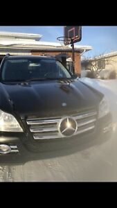 2008 Mercedes Benz GL550**fully loaded **
