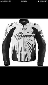 Shift racing riding gear