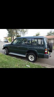 Mitsubishi Pajero Wagon Newly Serviced with new parts. Ryde Ryde Area Preview