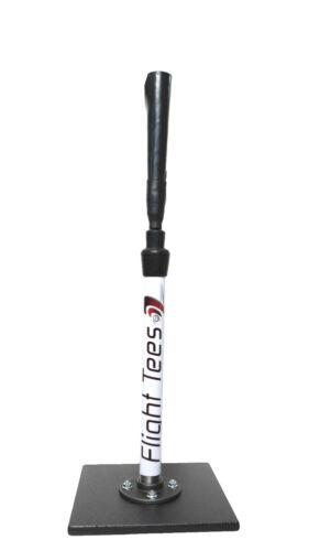 New! Upgraded Flight Tees Custom Baseball Hitting Tee Softball Batting Tee