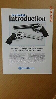 Advertisements - Smith Wesson Models