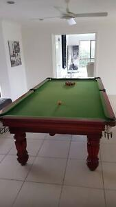 Pool table slate 9x4.6 foot