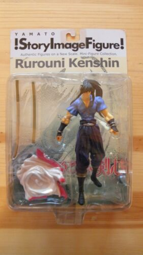 Yamato Rurouni Kenshin Story Image Action Figure, Brand New! Rare