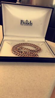 Solid Gold Chain 84Grams 9ct