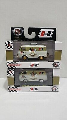 M2 MACHINES 2019 1//64 ONLY AT WALMART PEZ 6 CAR SET with sleeve