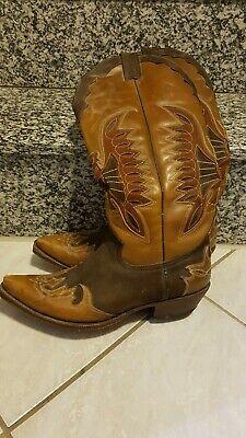 Cowboystiefel 40 leder