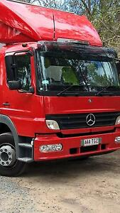 MERCEDES-BENZ 2011 Atego 1 owner fr new.Comes with FULLTIME WORK East Brisbane Brisbane South East Preview