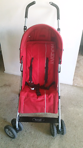 Steelcraft Stroller Redbank Ipswich City Preview