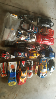 Random rc body shell in great condition selling as one lot