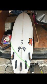 Mayhem surfboard 33 L