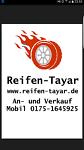Reifen-Tayar
