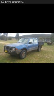 2000 Ford Courier Ute Denman Muswellbrook Area Preview