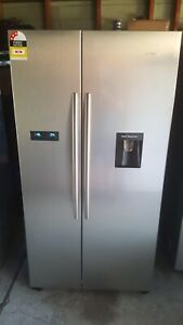 Factory Second Hisense 624L Double Door Fridge Free Delivery