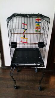 Bird Cage with stand Clayfield Brisbane North East Preview