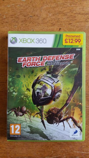 Earth Defense Force: Insect Armageddon - Game - Xbox 360 - FREE UK P&P