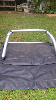 Roll bar and cover