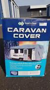 Caravan Cover for 22 - 24 footers. Brand New. Geelong Geelong City Preview