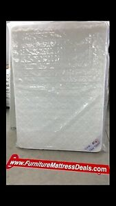 "NEW Queen 60""x78"", 7.5""Thick Dual Sided Coil Mattress $240"