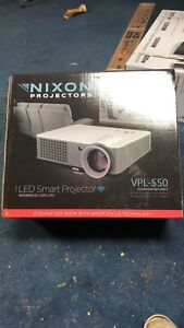 3D LED smart projector and smart screen
