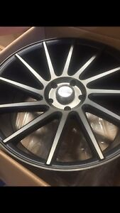 DUB 22'   Top of the line rims & tires