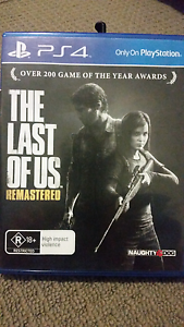 The Last Of Us remastered Mango Hill Pine Rivers Area Preview