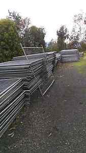 Temporary fence hire Granton Derwent Valley Preview