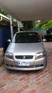 Holden Barina Hatch 2008